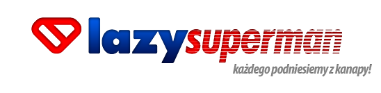 lazy superman logo
